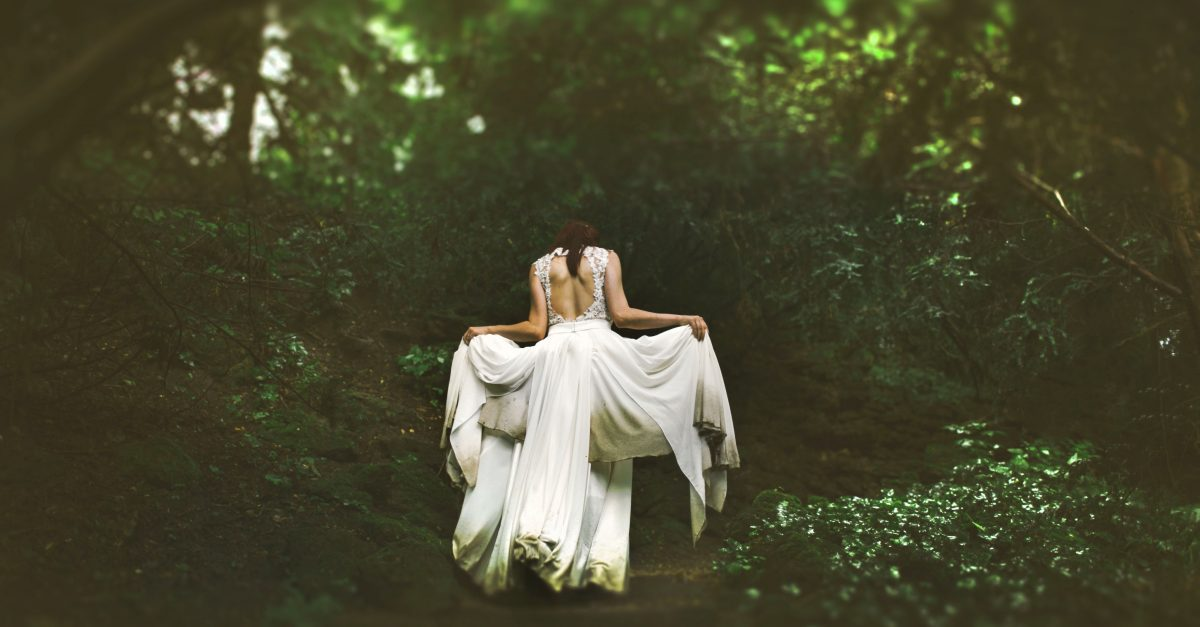 Quando a Noiva se Encontra com o Espírito