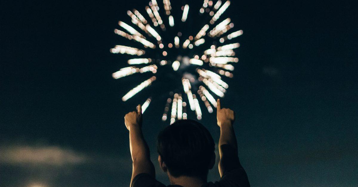 Metas para um ano novo: Jesus