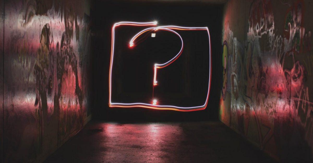 As perguntas feitas a Jesus